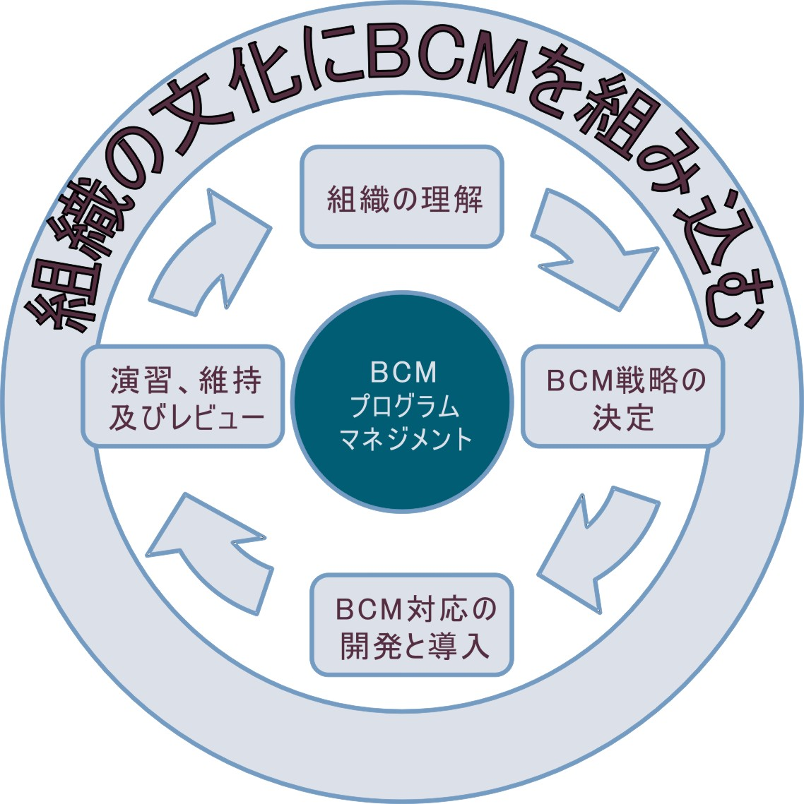 BCMS Life Cycle